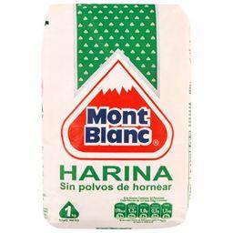 Harina Monte Blanco Sin Polvo 12X1Kg