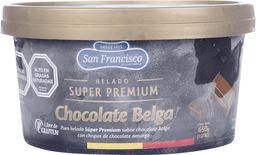 Helado Súper Premium Choc Belga 1Lt