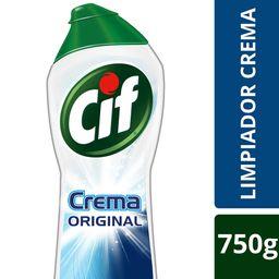 Cif Crema Orig C Microparticulas