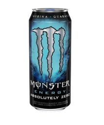 Energetica Monster Absolutely Zero 473cc
