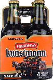 Four Pack Cerveza Torobayo 330cc