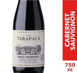 Vino Gran Reserva Tarapaca Cabernet Sauvignon 750cc