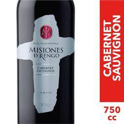 Vino Misiones de Rengo Cabernet Sauvignon 14° 750 mL