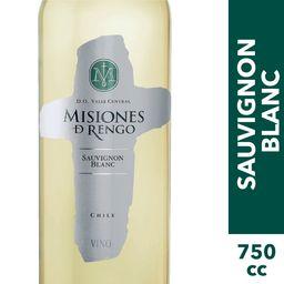 Vino Misiones Rengo Var Sauvignon Blanc 750cc