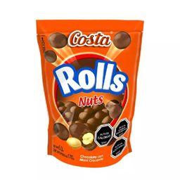 Chocolate Rolls Nuts 170g