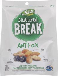 Frutos Secos Natural Break Antiox Selz 90g