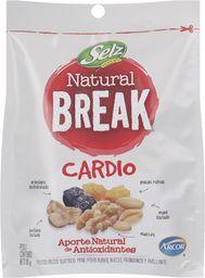 Frutos Secos Natural Break Cardio 90g.
