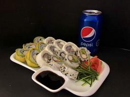 Lunch 15 Piezas