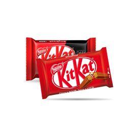 2x  Chocolate Kit Kat 41,5g variedades