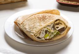 Falafel Shawarma