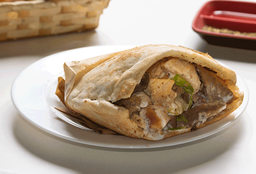 Green Shawarma