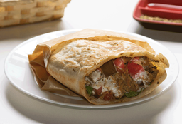 Deshilachada Shawarma