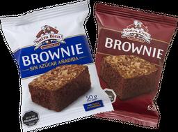 Promo: 2x Brownie Nutrabien Variedades 50g-60g