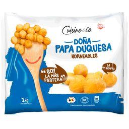 Cuisine & Co Papas Duquesas Congeladas