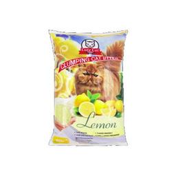 Cute Cat Arena Aglutinante Limon