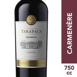 Tarapaca Vino Gran Carmenere 13 5° 750 Ml