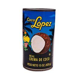 Crema Coco Lopez de Coco