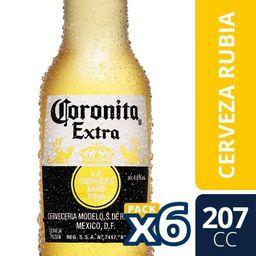 Cerveza Corona botella 355 cc