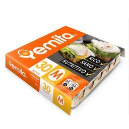 Huevo Mediano 30 un caja Yemita