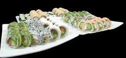 116 Piezas Mixtas Sushi