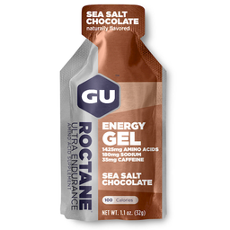 Gel Energético Gu Roctane Sea Salt Chocolate 32 g