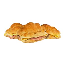 Sándwich Croissant