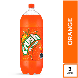Crush Sabor Naranja 3 L