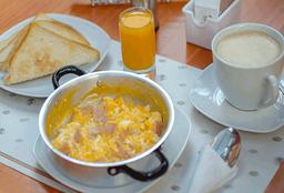 Desayuno Iron