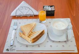 Desayuno Zion