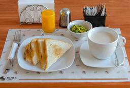 Desayuno Lion