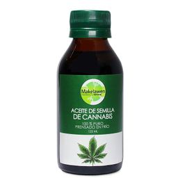 Aceite Cannabis 125 ml