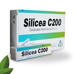 Silicea C 200 Estuche X 5 Uds.