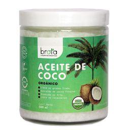Aceite De Coco Organico Brota 500 ml