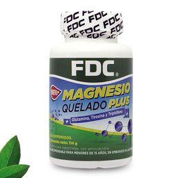 Magnesio Quelado Plus X 60 Comp.