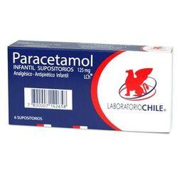 Paracetamol 500 Mg X 16 Comprimidos