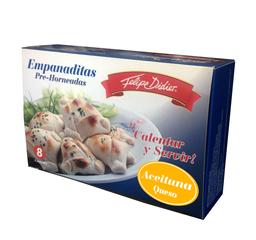 Empanadas Aceituna - Queso 8 unidades congeladas