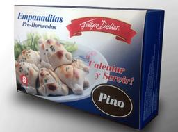 Empanadas Pino 8 unidades congeladas