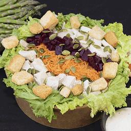 Basic Leaf Salad