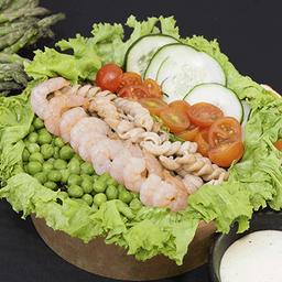 Perfect Leaf Salad