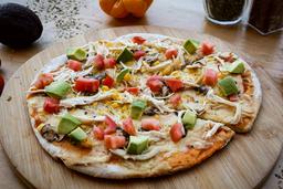 Arma tu pizza individual a gusto