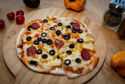 Arma tu pizza Familiar a gusto