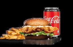 Combo  Big Chicken Tender Sándwich