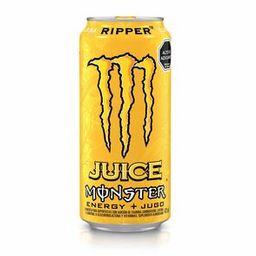 Bebida Monster Energy Ripper 473 Ml