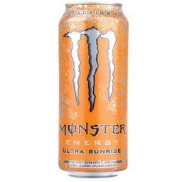 Bebida Energy Ultra Sunrise 473 Ml