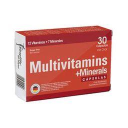 Multivitamins Mini X 20 Tab Efe