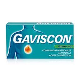 Gaviscon Menta 10Ml X 12 Sobres