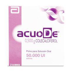Acuode 50.000Ui C 2 Sobres