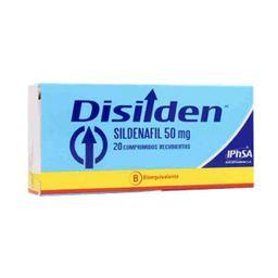 Disilden 20 Comprimidos De 50 Mg