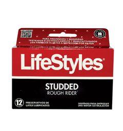 Preserv Lifestyles Studded X 12