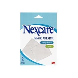 Gasa Nexcare N/Ad 10 X 10 X 1